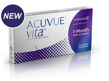 Acuvue Vita Monthly Contacts