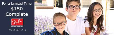 Back to School Ray Ban Kids in Austin, TX